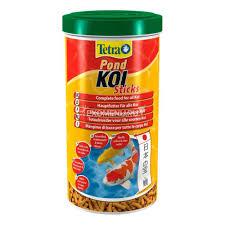 Специальный <b>корм TetraPond Koi</b> Sticks 1 L