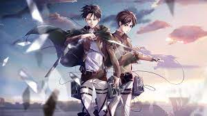 Eren and Levi Wallpapers - Top Free ...