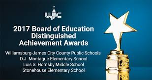 2017 Board Of Education Distinguished Achievement Awards