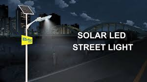Automated Solar Street Light System Ppt How Does A Street Light Work Solar Led Street Light