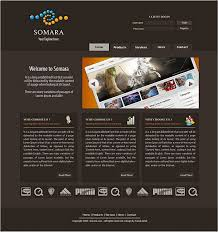 Psd Website Templates Mesmerizing 48 HighQuality Free PSD Website Templates To Download DzineBlog