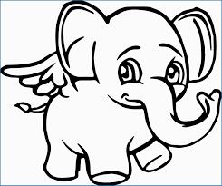 Comic Coloring Pages Free Fresh Unique Cartoon Elephant Coloring