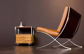 Barcelona Chair Style Barcelona Chair Brown Barcelona Chair