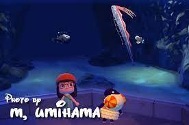あつ 森 深海 魚