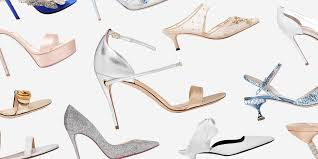 Simple summer shoe trends 2018 ideas Fashion Outfits 55 Best Wedding Shoes For 2018 Ivory Silver Blue And More Bridal Heels And Wedding Flats Harpers Bazaar 55 Best Wedding Shoes For 2018 Ivory Silver Blue And More