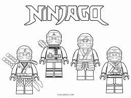 Lego Ninjago Coloring Pages Season 13