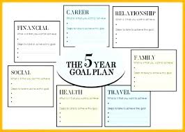 personal plan template personal strategic life plan template example 5 year marriage