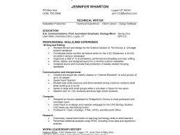 Resume Leadership Skills Cv Resume Ideas