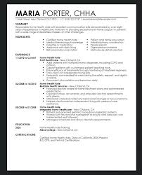 Sample Resume For Home Health Aide Health Aide Resume Home Health Care Aide Resume Examples Certified