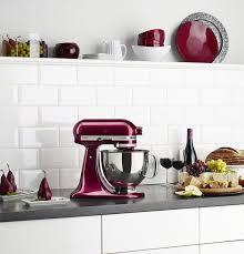 kitchenaid color names. designing around color - the kitchenthusiast kitchenaid names