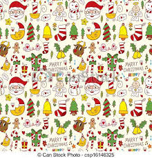 Christmas Pattern Background Fascinating Seamless christmas pattern background