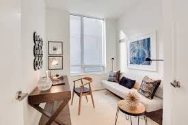 den office ideas. Staging Project-Chaz Yorkville Condo Den/Bedroom Contemporary-home-office Den Office Ideas E