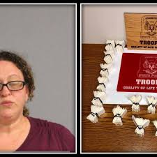 Woman found with 1,200 bags of fentanyl during traffic stop | News |  wfsb.com