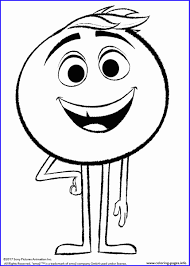 Emoji Coloring Pages That You Can Print Fabulous Emoji Movie Gene