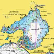 Guide To Snapper Fishing In Port Phillip Bay Gps Marks