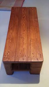 reclaimed wood pallet bench. Dark Stained Wood Pallet Coffee Table Reclaimed Bench