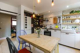 Eclectic Kitchen Cabinets Amazing How To Make The Most Of Your Small Kitchen