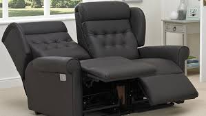 the newhampton electric recliner chair sofa in leather