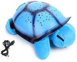 evana turtle night sky constellations projector lamp plush toy put your little ones to sleep with lightusic plastic