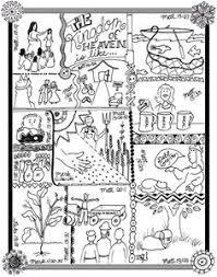Small Picture Leaven Bread Parable Kids Korner BibleWise Nouveau Testament