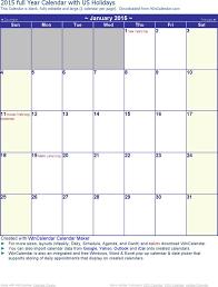 29 Microsoft Calendar Templates Free Download
