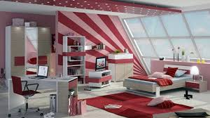 Cool sporty themed teen bedroom decor