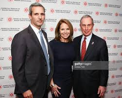 american friends of magen david adom s annual new york benefit john molner katie couric and or michael bloomberg attend the american friends of magen david
