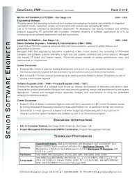 Software Engineering Resume – Lifespanlearn.info
