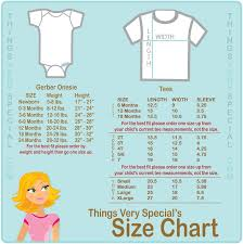 12 Month Size Chart Girls Personalized E Is For Shirt Or Onesie Personalized