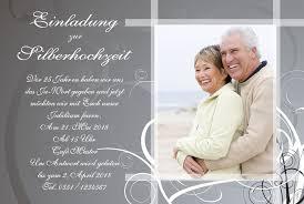 Einladung Einladungskarten Silberhochzeit Dankeskarten Shop