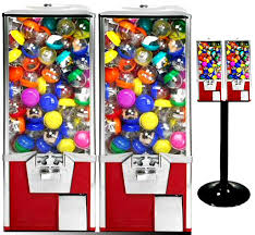 Toy Capsule Vending Machine For Sale Amazing Buy Double Stand SuperPro Toy Vendor Machines Vending Machine