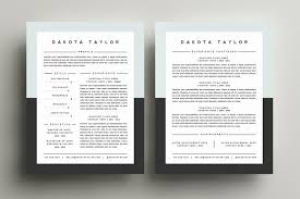 ... How To Design A Resume 19 Resume Template 4 Pack CV ...