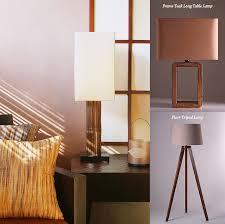 japanese style lighting. Piment Rouge Blog Post Japanese Style Zen Wooden Lamps Lighting