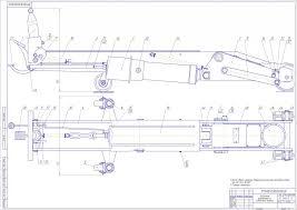Дипломный проект Техническое обслуживание грузовых автомобилей в  Дипломный проект Техническое обслуживание грузовых автомобилей в СПК Владимировский с разработкой подъемника гидравлического