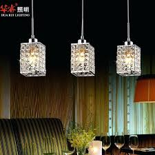 crystal chandeliers for dining room modern square led crystal chandeliers dining room for new household