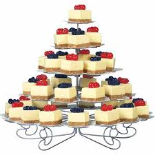 Cheesecake Display Stands Wilton Cupcakes 'N More 100 Ct LARGE DESSERT STAND Cake 6