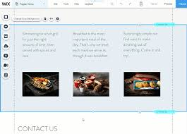 Copy Page Copying And Pasting An Element Help Center Wix Com
