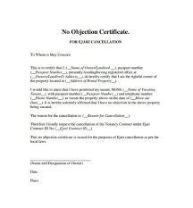 Letter For No Objection Timesheet Design