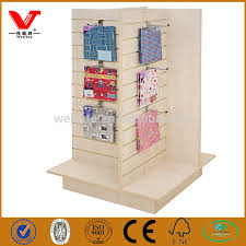 Gondola Display Stands Delectable Slatted 32 Way Visual Gondola Display StandSlat Wall Fixtures