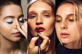 all the backse beauty trends from mercedes benz fashion week australia 2017 gritty pretty