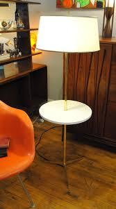 1950 s laurel floor lamp in brass attr paul mccobb 20 off