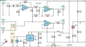 oscilloscope circuit diagram the wiring diagram curve tracer adaptor circuit diagram circuit diagram