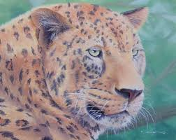 free tutorial how to paint a leopard in oil art lessons