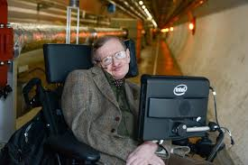 hawking and the machine cern stephen hawking ed the lhc tunnel