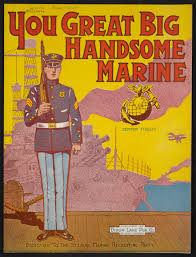 you great big handsome marine library of congress
