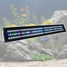 what is the best a k a chinese led lighting system on the planted tank forum