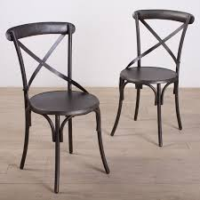metal dining chairs helpformycredit inside metal cafe chairs how to paint metal cafe chairs