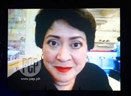 ... the mom of Tonton Gutierrez, delivered her birthday message via video. Although she doesn't say it often enough, she said, she truly loves Annabelle. - f1d10e5d6