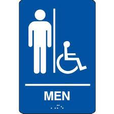 blue mens bathroom sign. Modren Mens Mens Bathroom Sign  Clipart Library Inside Blue N