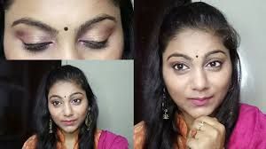 simple indian makeup for s beginners makeup tutorial lavishka jain